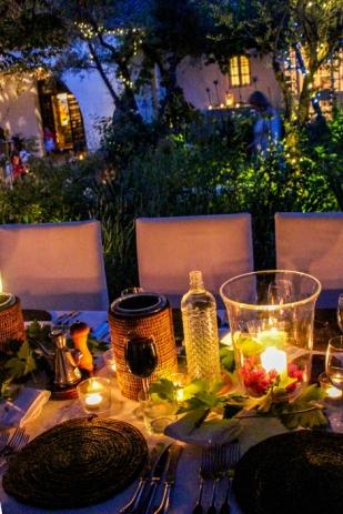 Cena en Trasierra.