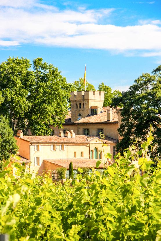 Villa Baulieu, el lugar más exclusivo de la Provenza.