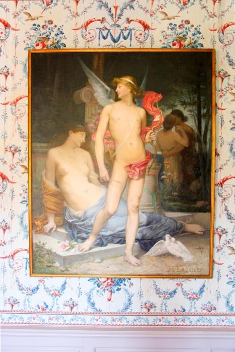 Obras de arte de la suite Pierre Robineau de Beaulieu.