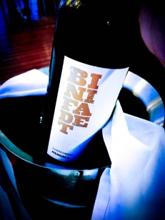 Binifadet 2013, chardonnay 100% (19€).
