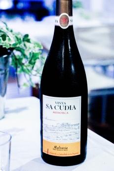 El vino de esta noche (30€).