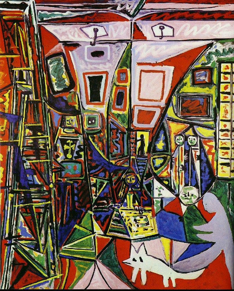 Picasso, Las Meninas Variation, 1957.