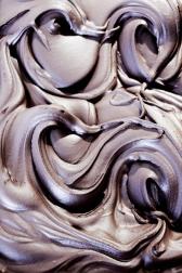 Chocolate Amorino.