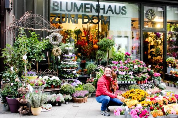La mejor floristería de Viena.