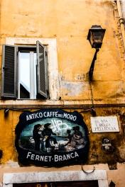 Taverna insignia romana.