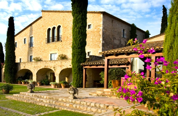 Mas de Torrent (Girona).