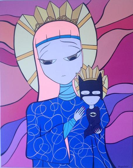 Santa María de Gottam, Rebeca Khamlichi.