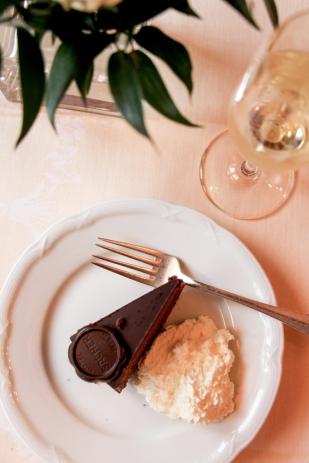 Tarta Sacher, la auténtica. Su receta es secreta.