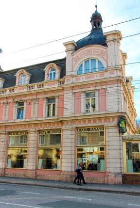 El mítico Café Bazar.
