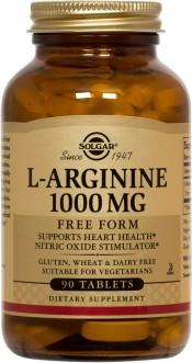 Dosis óptima de aminoácido L-arginina, recomendado para el crecimiento muscular.