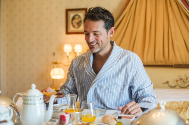 Los churros del Ritz son los más ricos de Madrid.