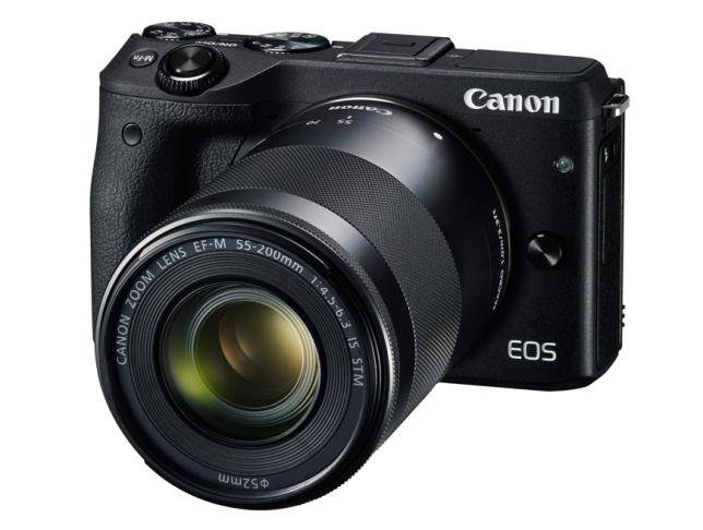 Novedad irresistible, EOS M3 CANON, 921 €.