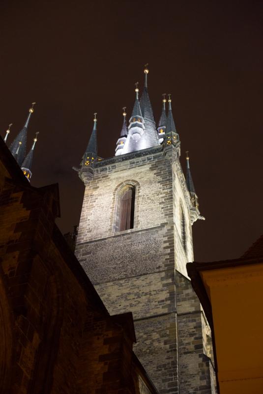 Iglesia de Nuestra Señora de Týn.