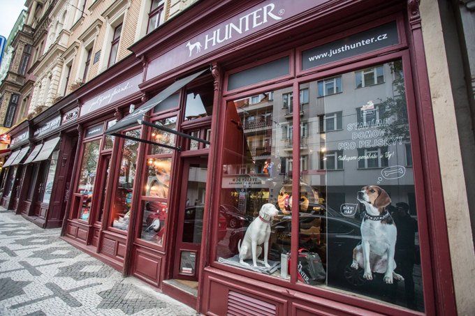 Tienda HUNTER, la marca N1 de Europa.