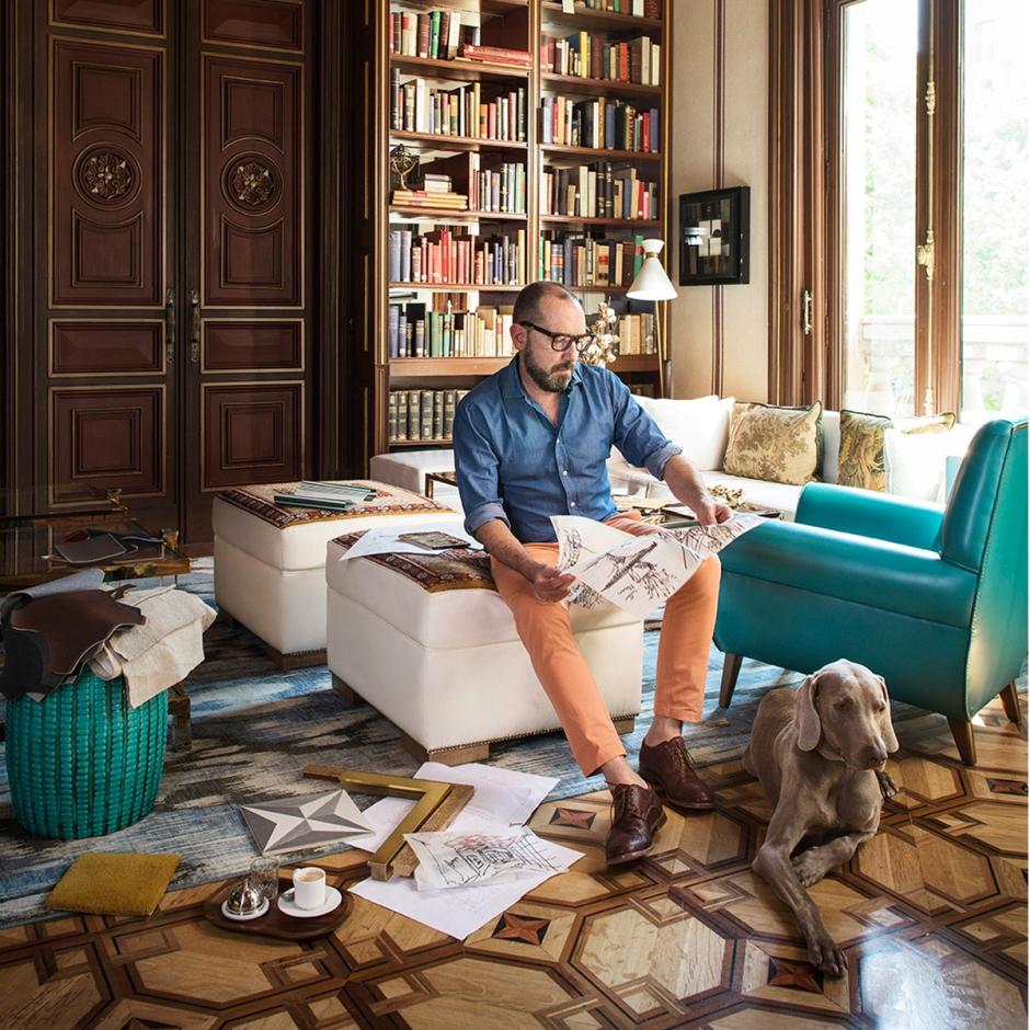 Lázaro Rosa-Violán. Foto: Autograph-hotels.marriott.com