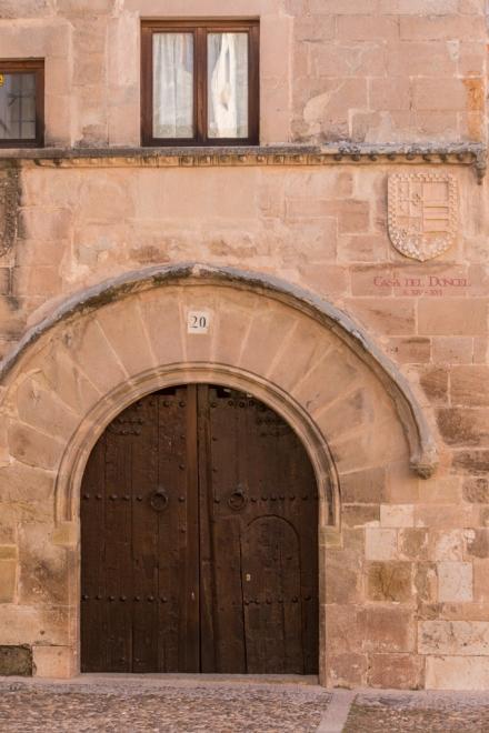 Casa del Doncel.
