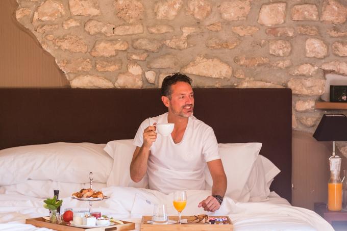 En el MOLINO DE ALCUNEZA encuentro tiempo para disfrutar y salud.