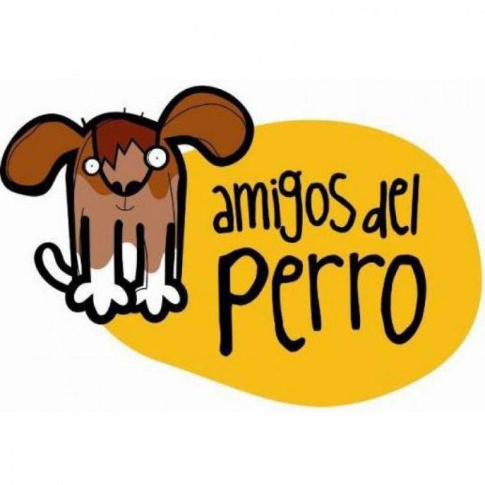 Logo de la Fundación Amigos del Perro.