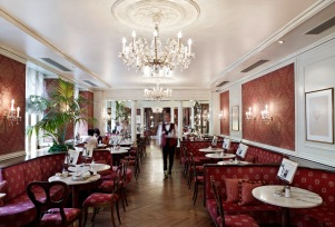 Café Sacher.