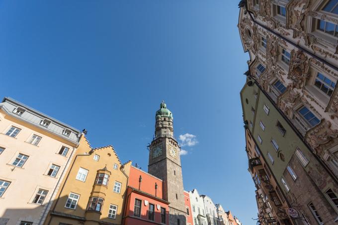 Calle Herzog Friedrich.
