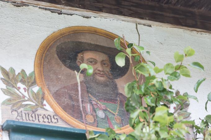 Andreas Hofer, el héroe del Tirol.