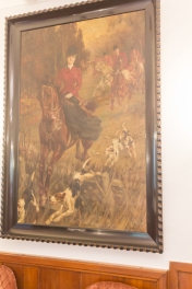 Retrato de la princesas Thurn und Taxis.