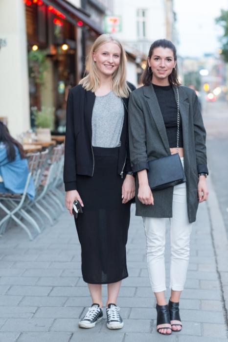 Street style en Grünerløkka.