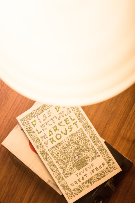 Días de lectura de Marcel Proust (Serie Great Ideas 5), es uno de los títulos que me he traído de MEGUSTALEER.COM.