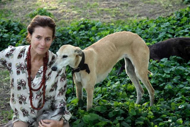 Mandorla e Isabel de Estrada. Foto: Clara de Estrada.