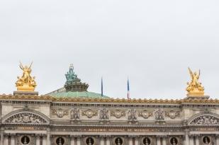 La Ópera, edificio construido en el siglo XIX